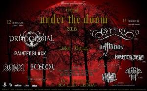 under the doom fest