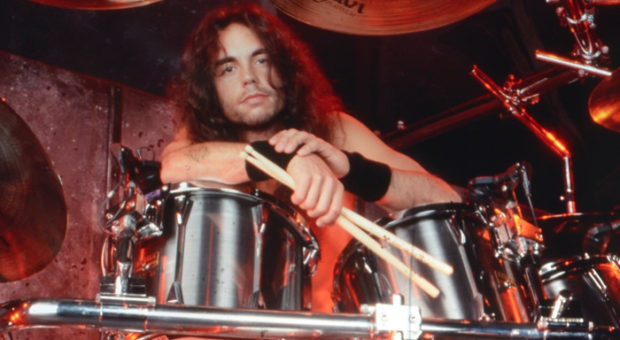 Ex-MEGADETH drummer Nick Menza passed away