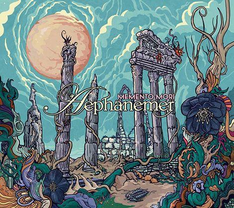 Aephanemer reveal new track from 'Memento Mori' album