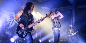 Report: MOONSPELL + THE FORESHADOWING + ELEINE @ Leipzig