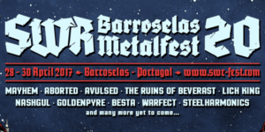 SWR Barroselas Metalfest confirms MAYHEM, ABORTED and others…