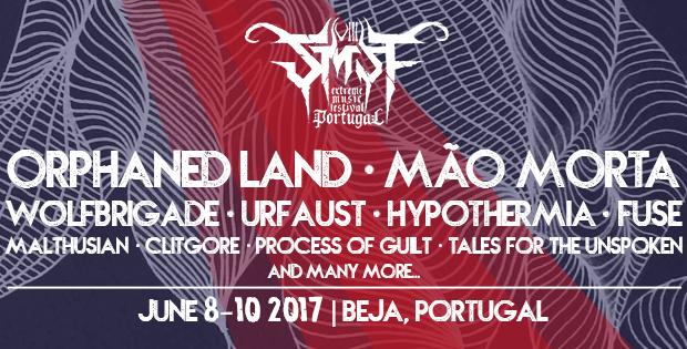 URFAUST and MÃO MORTA confirmed for Santa Maria Summer Fest